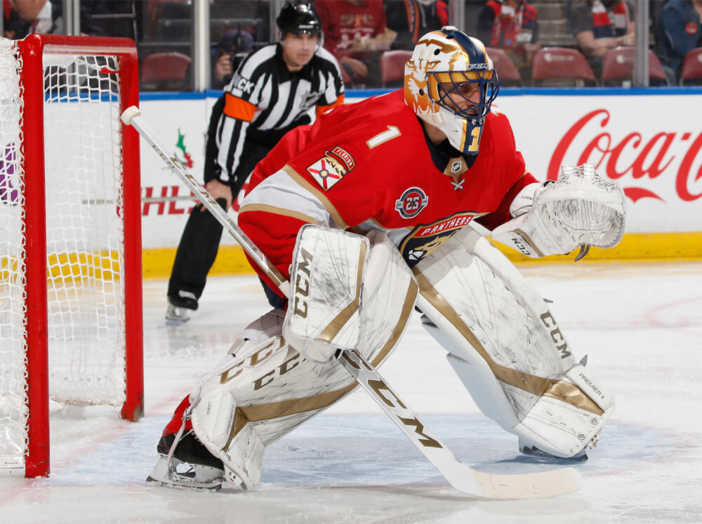 How Roberto Luongo Found A True Home In Parkland Sportsnet Ca