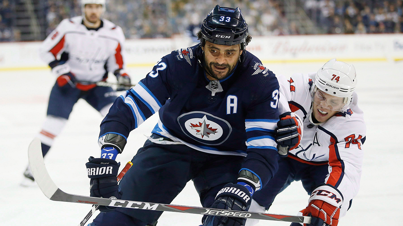 new product 0da94 d954f Jets defenceman Dustin Byfuglien considering retirement from ...