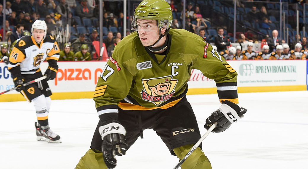 Toronto Marlies Sign Ohl Goals Leader Justin Brazeau To Ahl Deal