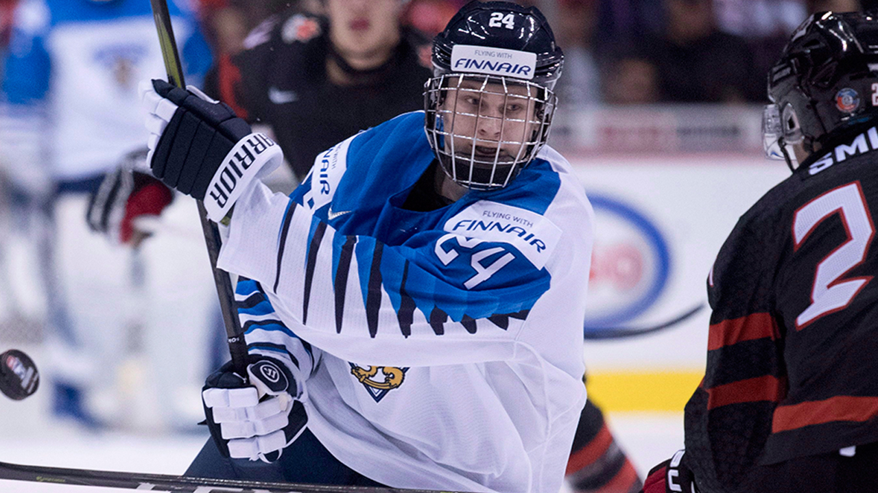 Sportsnet S 2019 Nhl Draft Prospect Rankings March Sportsnet Ca