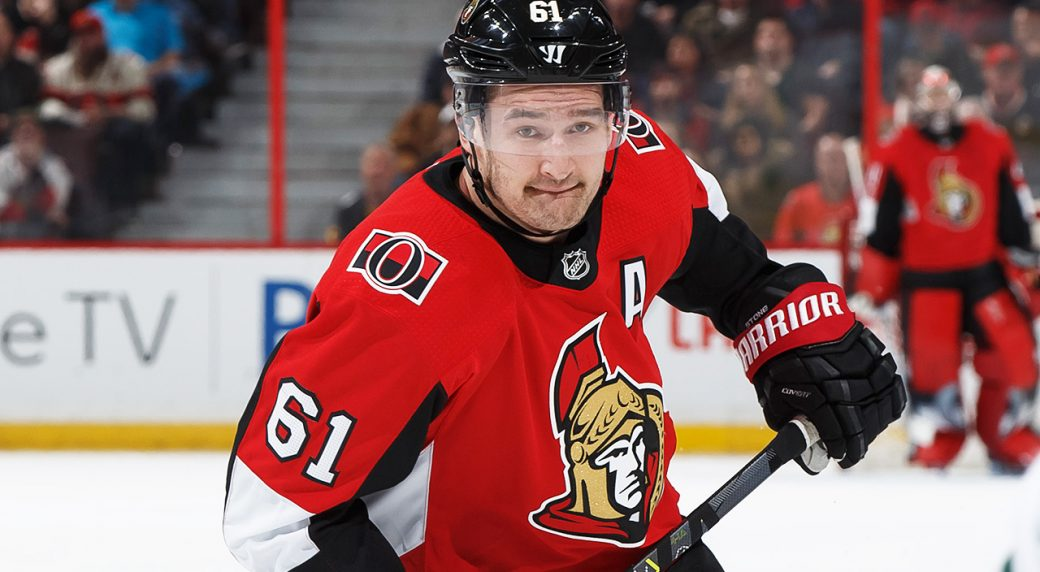Mark-Stone;-Ottawa-Senators;-NHL-Trade-Deadline