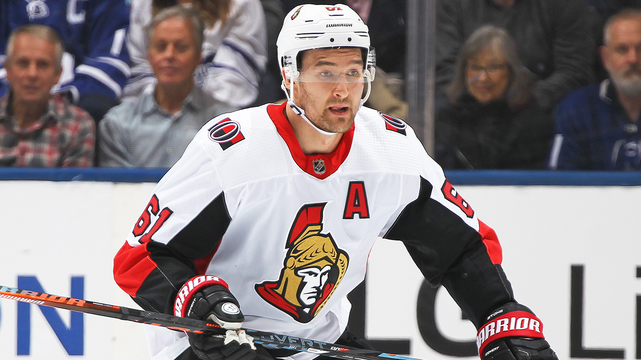 Senators trade star forward Mark Stone to Golden Knights