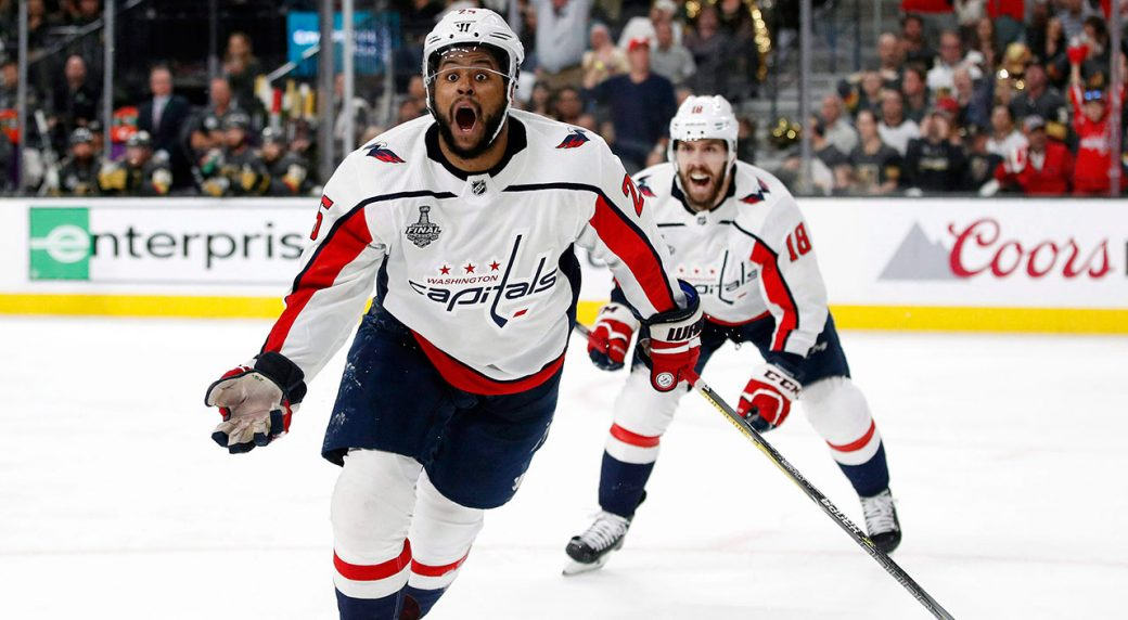 27578813 Washington Capitals put playoff hero Smith-Pelly on waivers ...