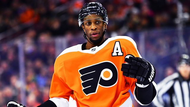 Wayne-Simmonds;-Philadelphia-Flyers;-NHL-Trade-Deadline