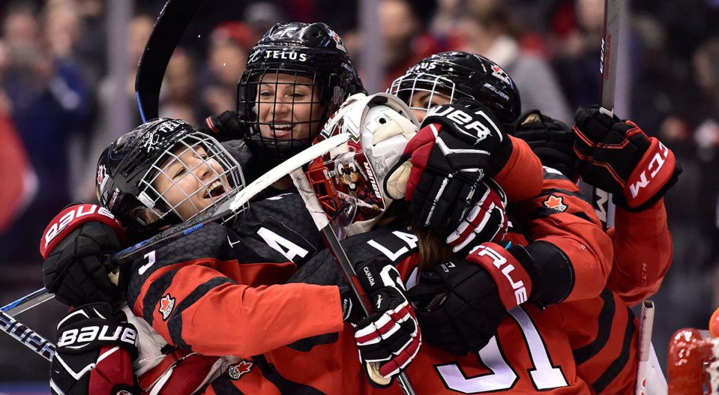 Canadian Women Beat Us To Win Inaugural Rivalry Series Sportsnet Ca