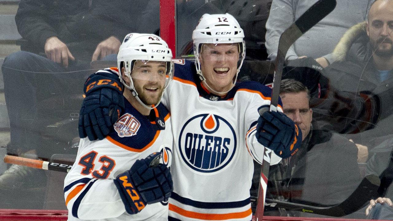 Oilers prospect shows sportsmanship after AHL fight ends in knockout