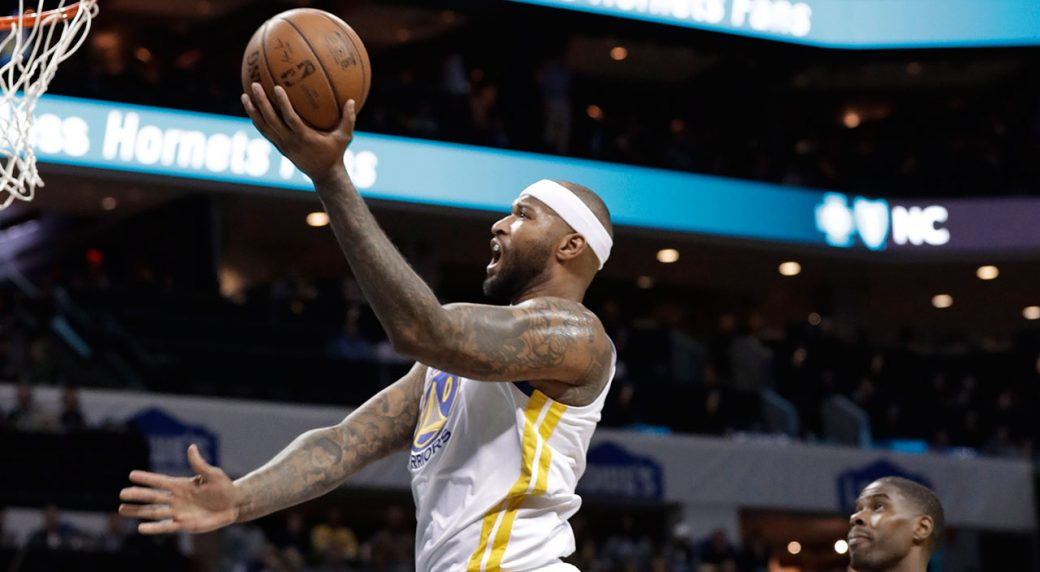 Rockets agree to one-year deal with former Laker DeMarcus Cousins