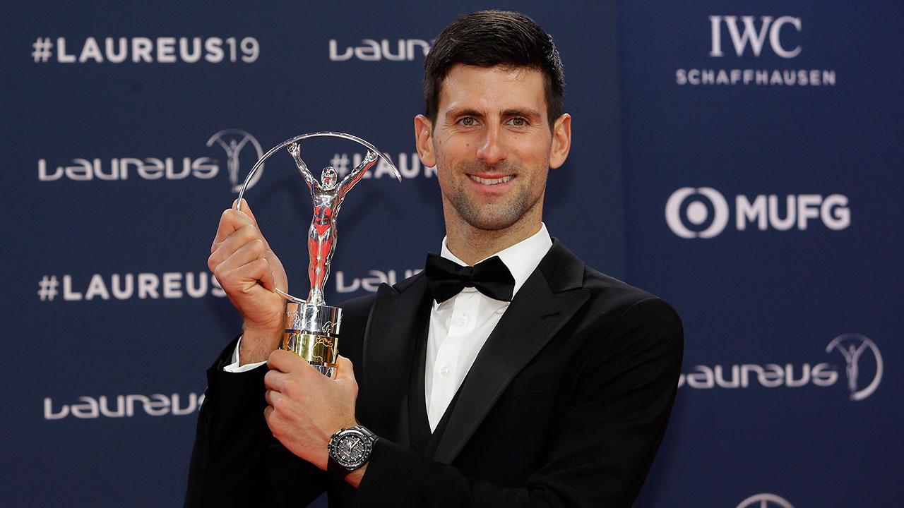novak-djokovic-with-his-laureus-world-sportsman-of-the-year-award
