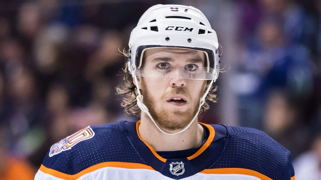 Oilers' Connor McDavid 'very likely' won't play in pre-season