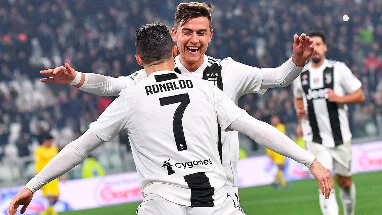 Juventus vs Bologna: Lấy đồ trong túi
