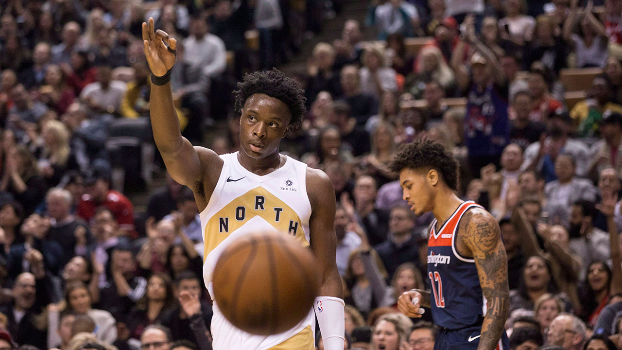 Development, drive make Raptors a top-tier three-point team