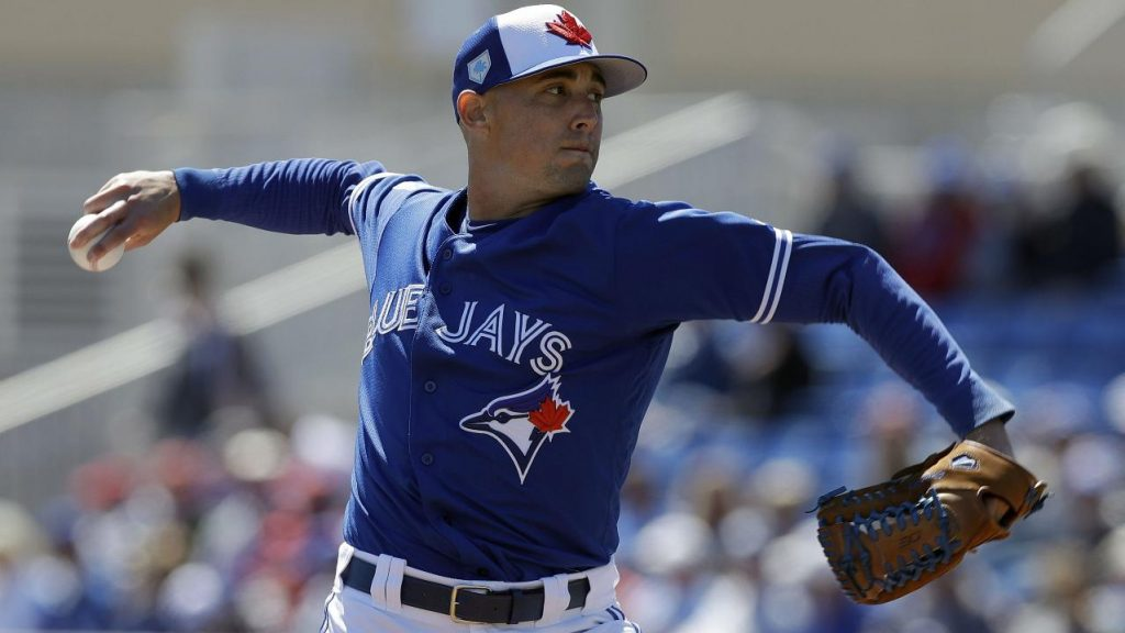 Blue Jays Notebook: Pitching options continue to shake free