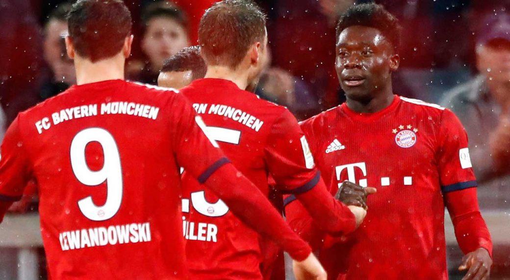 Robert Lewandowksi to Undergo Groin Surgery After Bayern Munich Clash With Wolfsburg