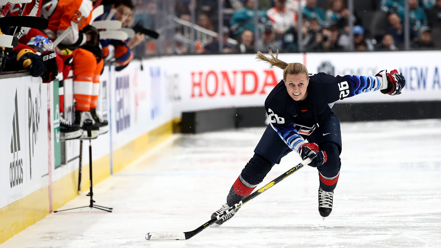 kendall-coyne-schofield-competes-in-nhl-fastest-skater-competition