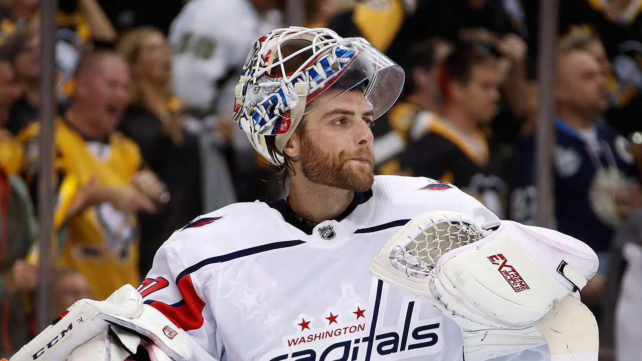 Capitals Braden Holtby To Resume Contract Talks After Season Sportsnet Ca