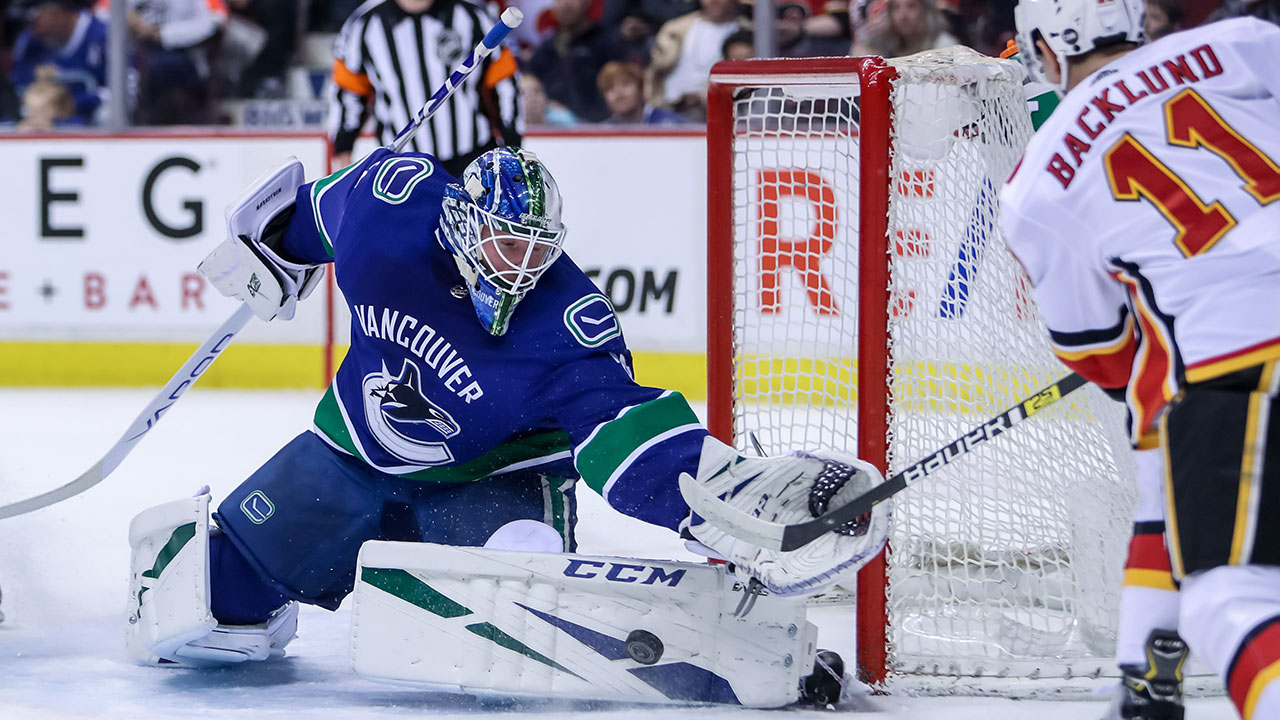 While many Pacific division teams beefed up at the deadline, the Canucks took the day off. Safe driving, or asleep at the wheel?