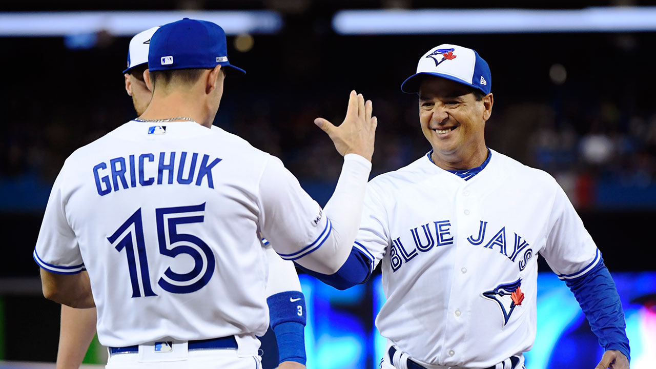 Blue Jays' Montoyo works to maintain momentum for budding team ...