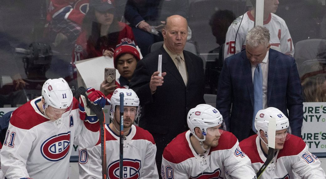 Deadline Pickups Have Helped Julien Bring Balance To Canadiens