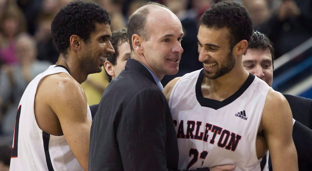 Dave Smart moves into new role with Carleton Ravens basketball ...