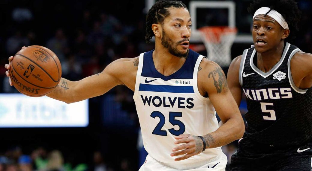 Couleurs variées dfb1d 778d6 Report: Derrick Rose to sign with Pistons on two-year deal ...