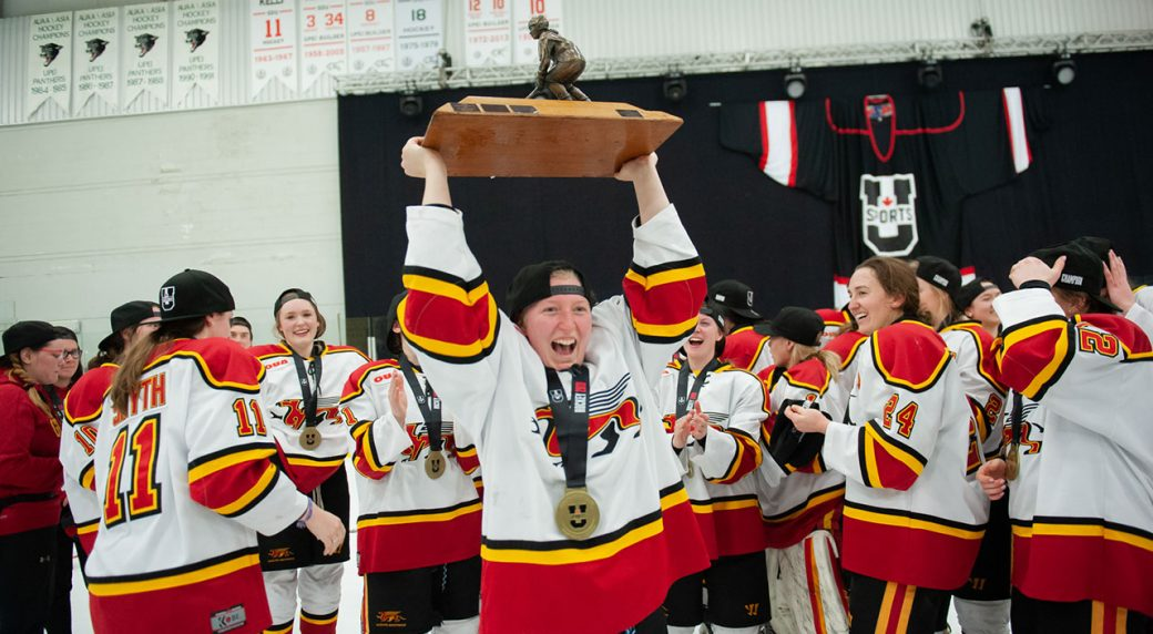 Image result for guelph gryphons womens hockey