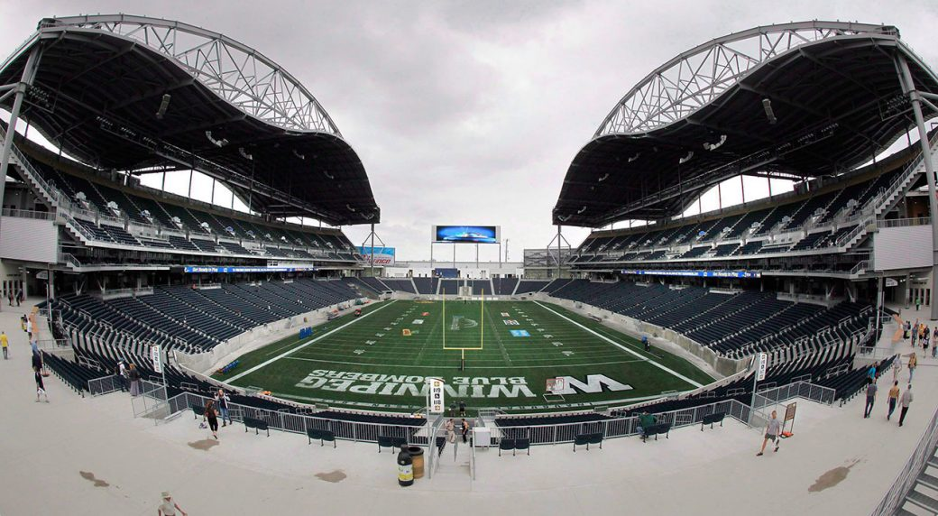 CFL names Winnipeg tentative hub city for possible shortened season amid coronavirus
