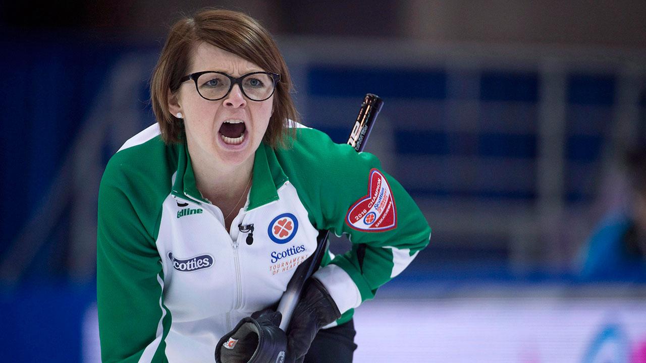 Brendan Bottcher Wife Bobbie Sauder / Curling S Endless ...