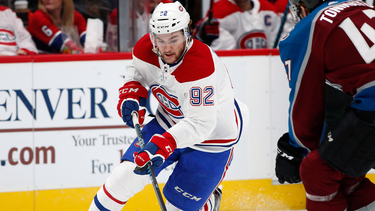 Canadiens' Jonathan Drouin, Paul Byron to miss multiple weeks after surgeries