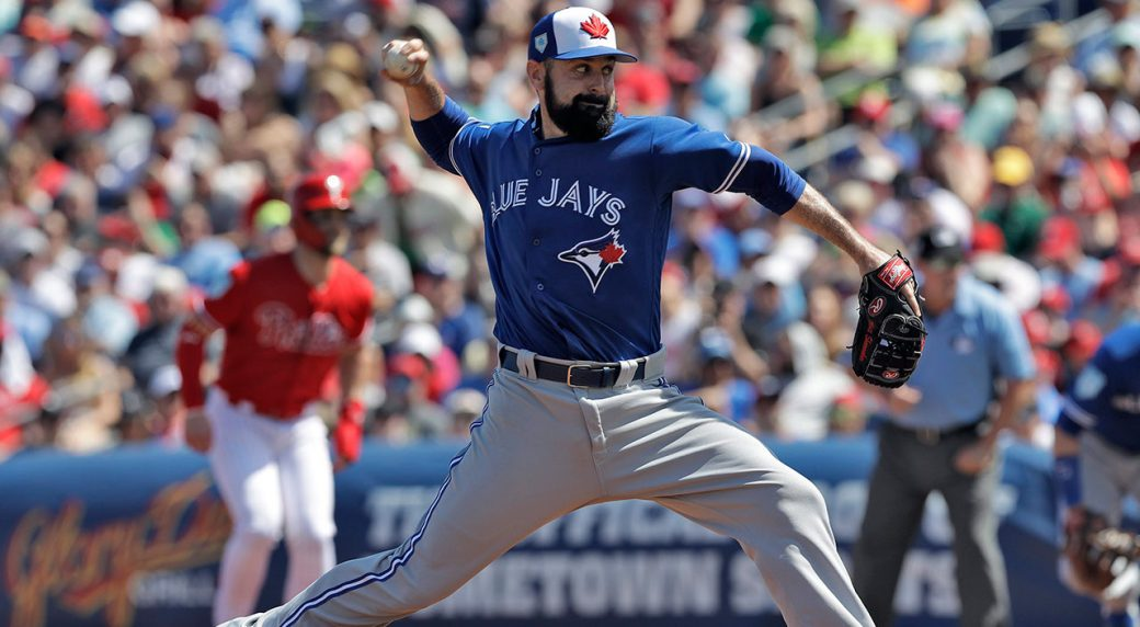 MLB-Blue-Jays-Shoemaker-throws-against-Phillies