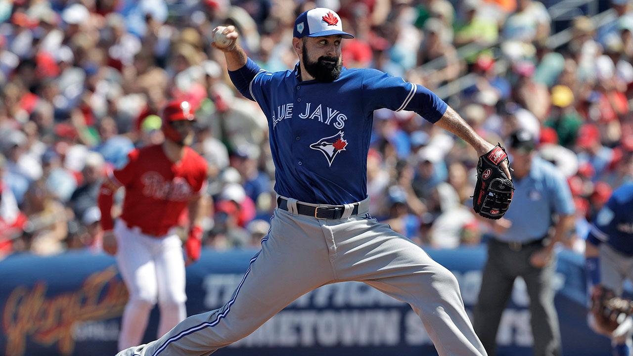 MLB-Blue-Jays-Shoemaker-throws-against-Phillies