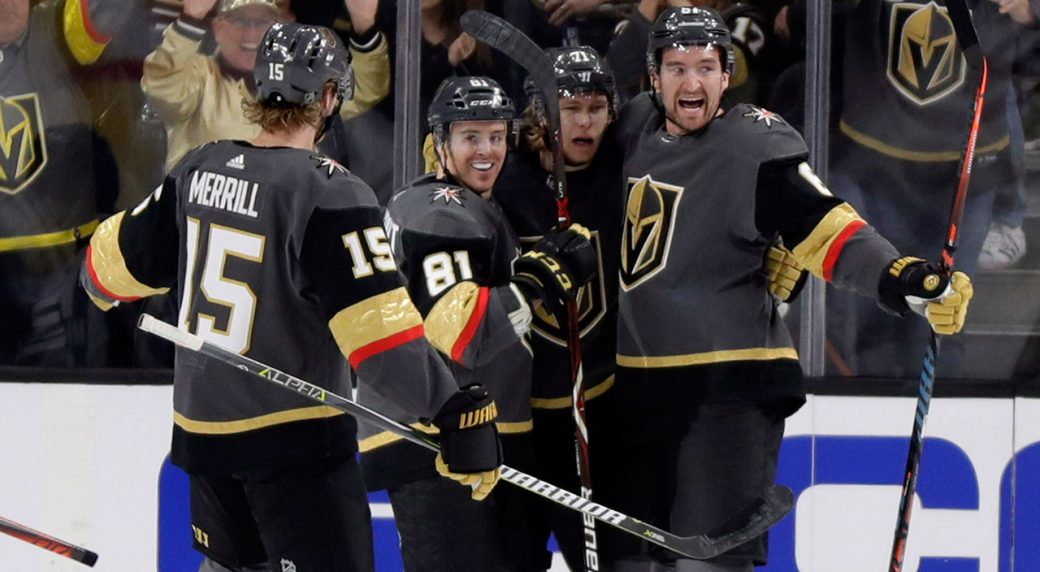 Vegas Faces Off Season Moves To Get Under Salary Cap Sportsnet Ca