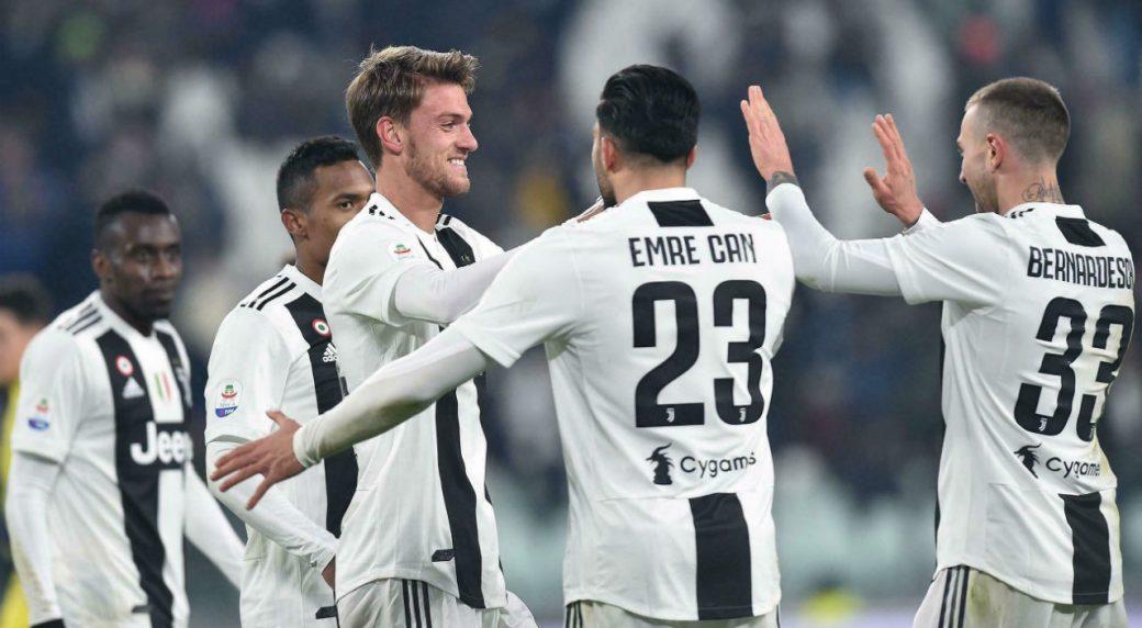 Coronavirus: Juventus centre-back Daniele Rugani tests positive for virus