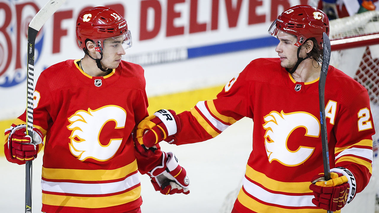 Calgary Flames 'have a lot to prove' in critical playoff run