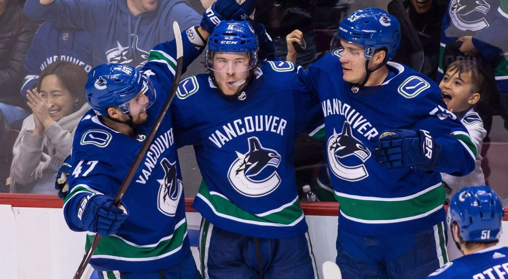 NHL 2019-20 season: Vancouver Canucks schedule - Sportsnet ca