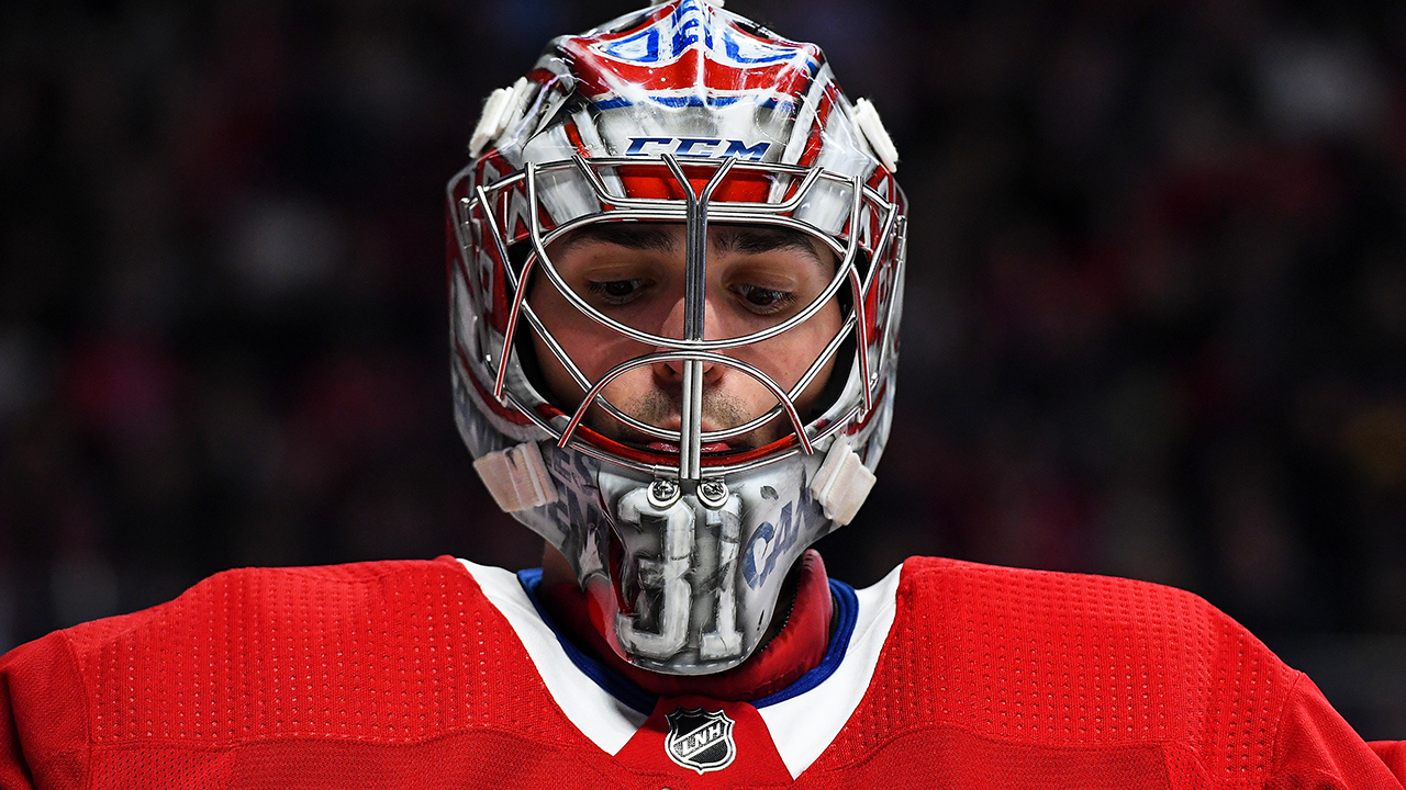 Canadiens Carey Price Unresolved About Nhl S Return To Play Plan Sportsnet Ca