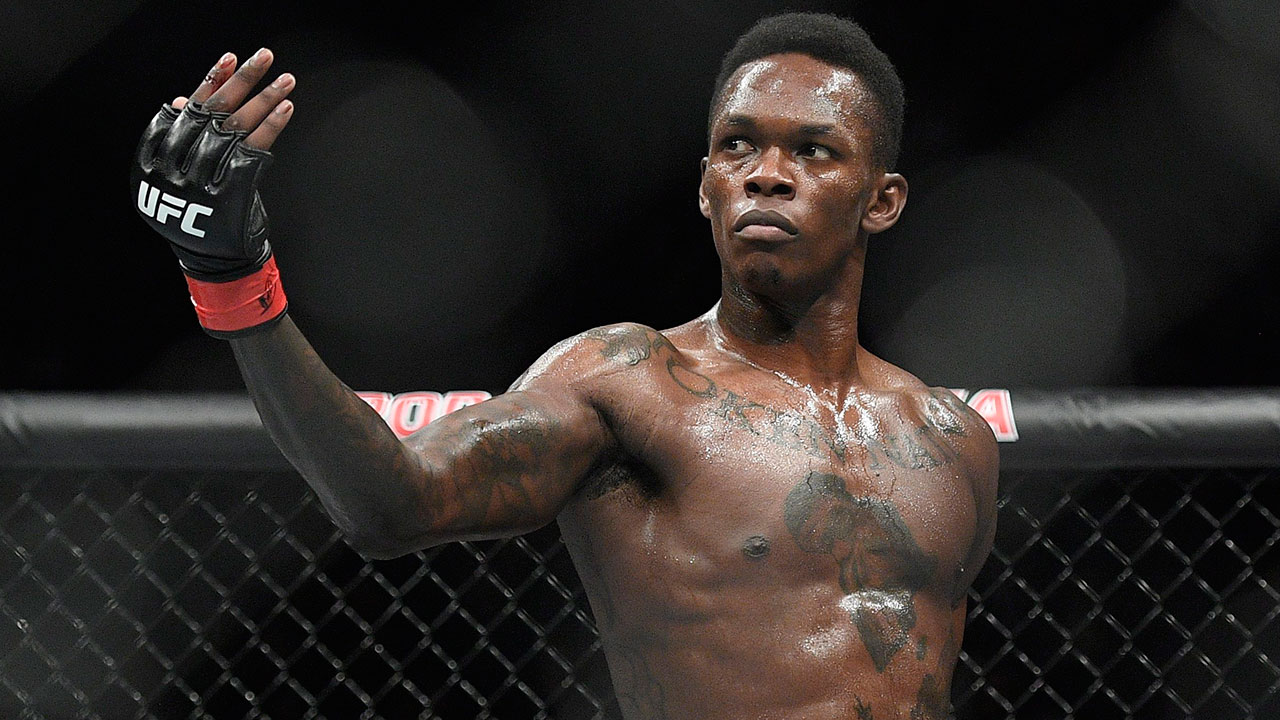 UFC star Adesanya joins George Floyd protest in New Zealand