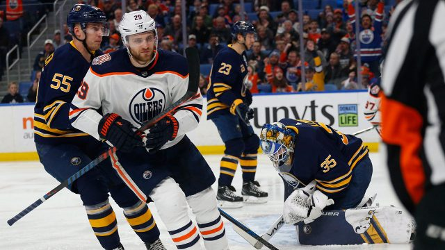 linus-ullmark-is-scored-against-by-leon-draisaitl