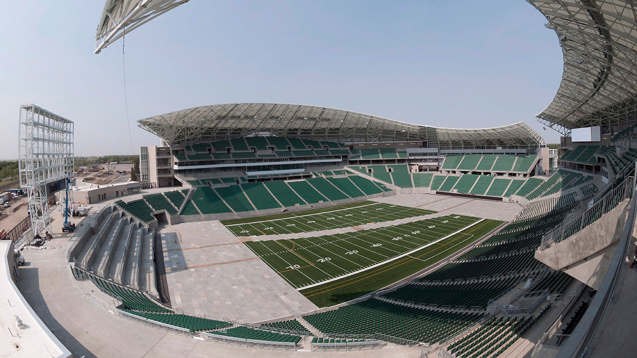 WHL's Pats, Hitmen to play outdoor game at Mosaic Stadium