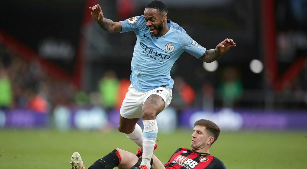 raheem-sterling-is-tackled-by-chris-mepham