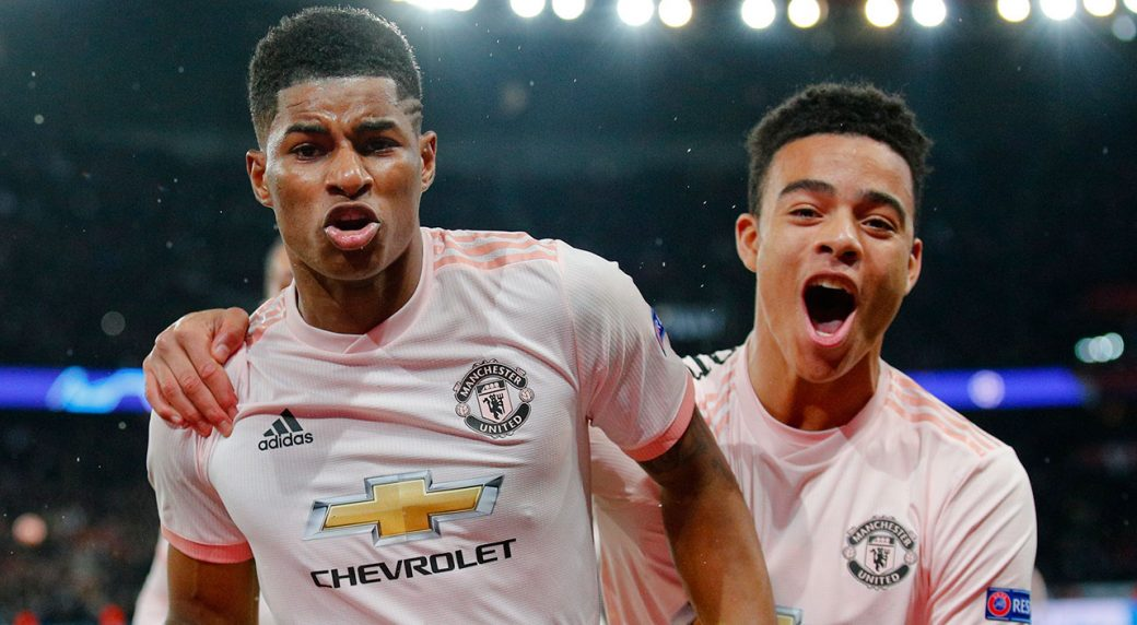 Manchester United Stuns Psg To Reach Champions League Quarterfinals Sportsnet Ca