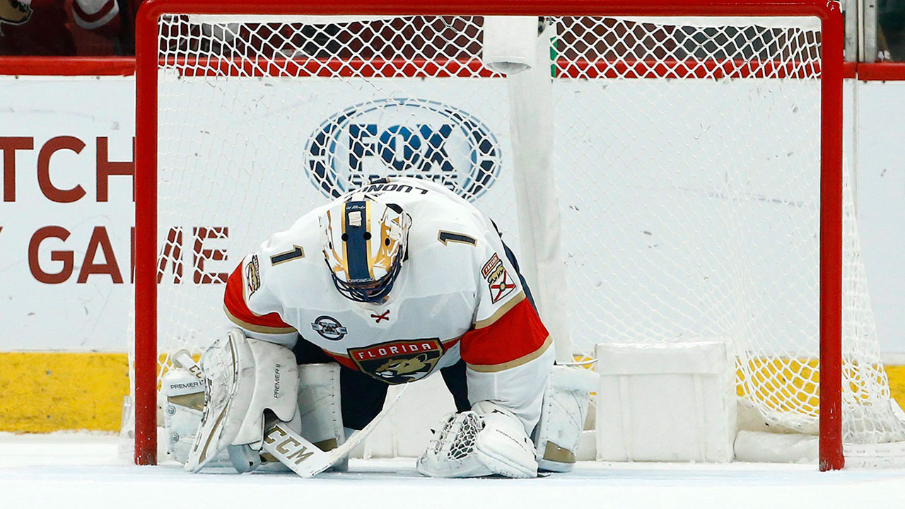 Roberto Luongo S Playing Future Looking Uncertain Sportsnet Ca
