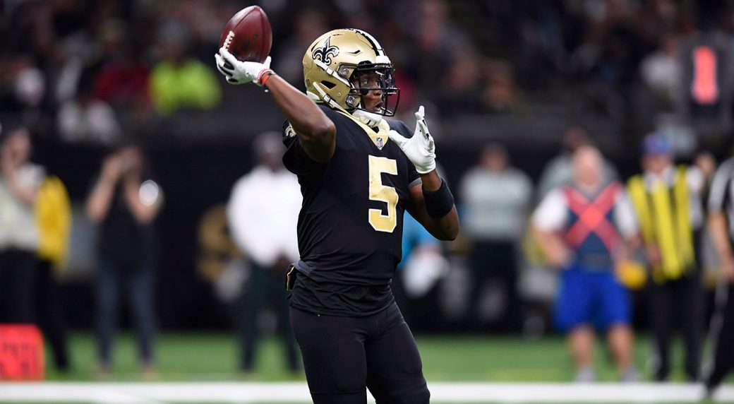 uk availability c616c 69ff1 Saints reach deal to keep quarterback Teddy Bridgewater ...