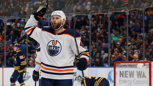 zack-kassian-celebrates-scoring-a-goal-against-the-buffalo-sabres