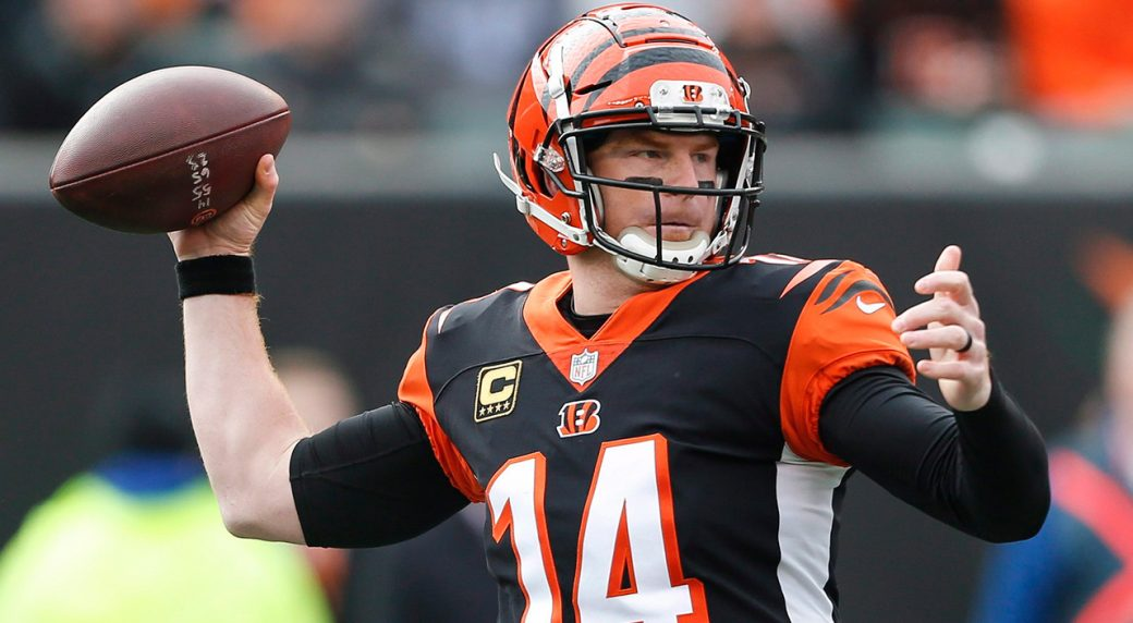 Andy Dalton's time with the Bengals reportedly is over