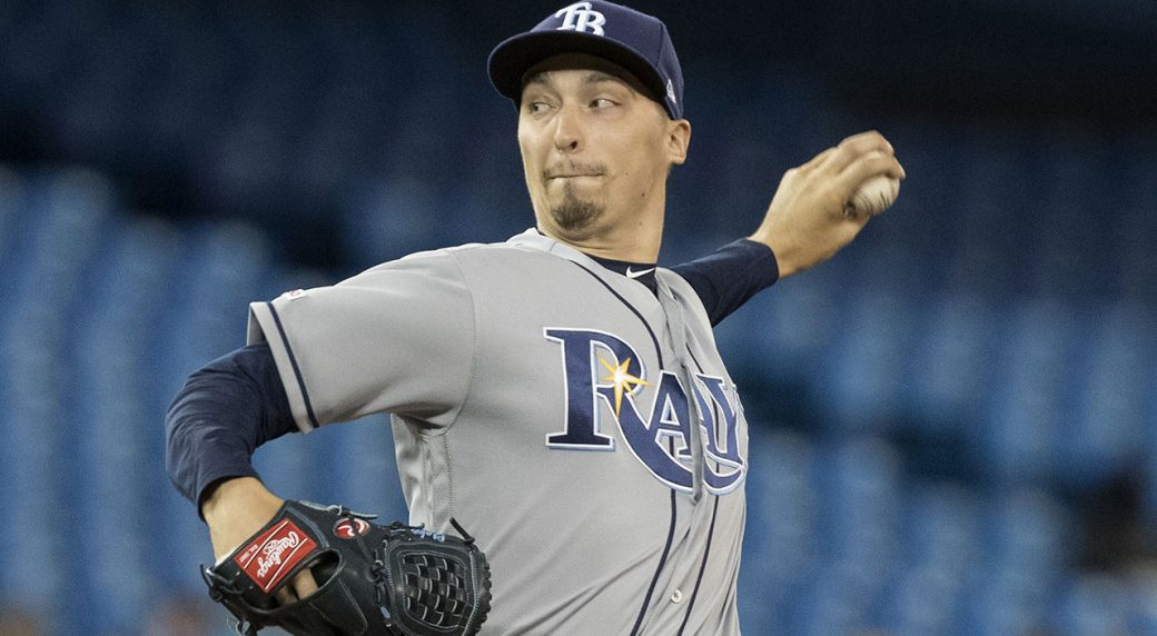 Blake Snell To Miss Month After Elbow Surgery