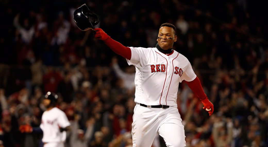 info for a8d2d 13983 Devers' walk-off hit in 9th carries Red Sox over Blue Jays ...