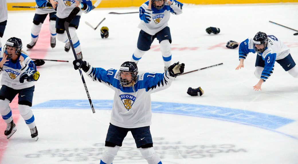 Iihf Offers Explanation For Controversial Call In Women S Worlds