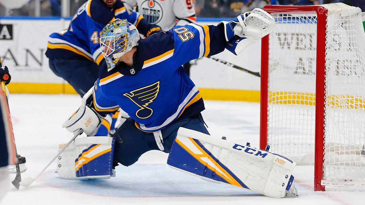 Blues goaltender Jordan Binnington addresses controversial tweets -  Sportsnet.ca