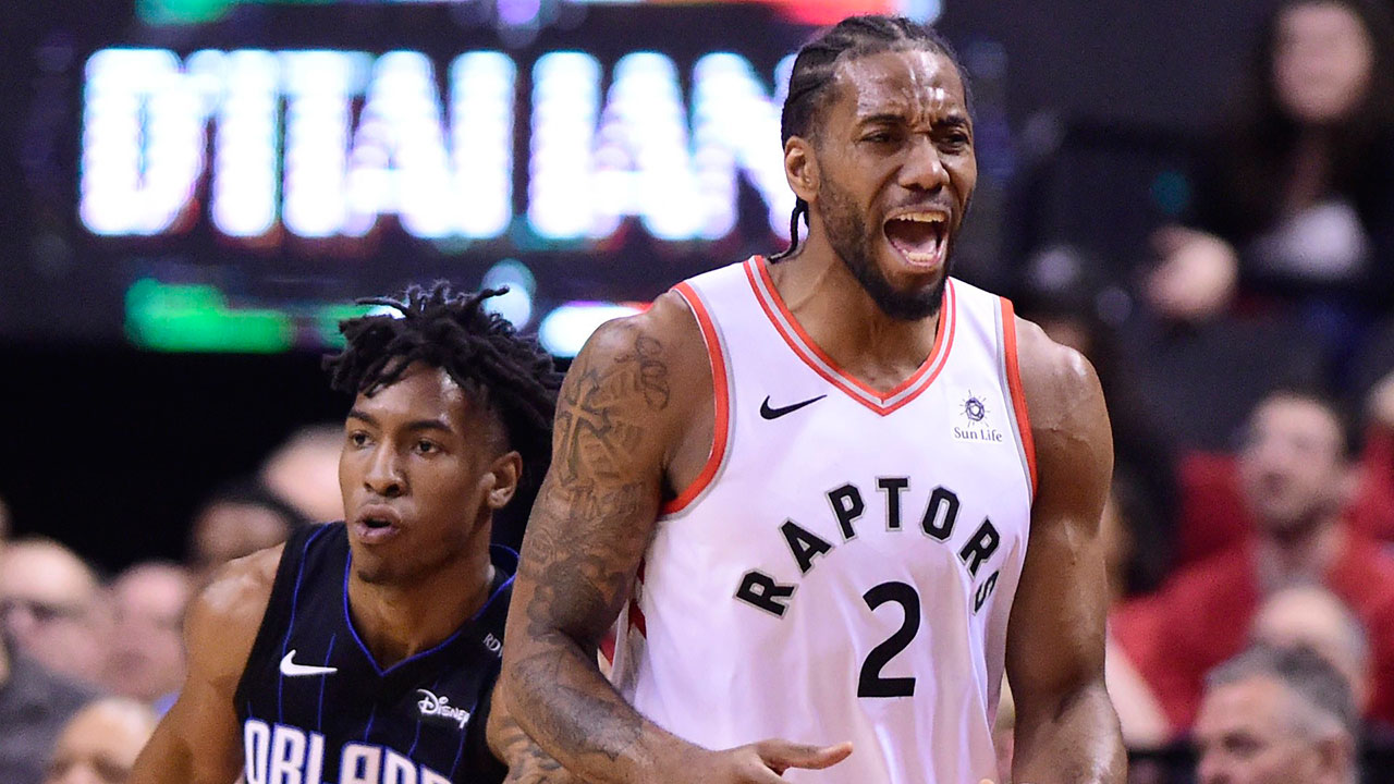 Raptors' Nick Nurse sees Kawhi's playoffs beast mode as 'contagious