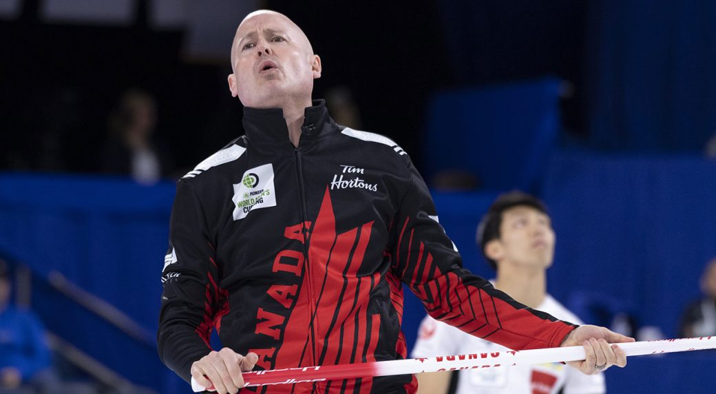 Japan knocks Canada out of top spot at world men's curling